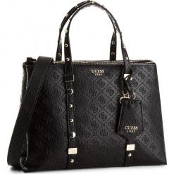 Torebka GUESS - Coast To Coast HWSG69 93060  BLA. Czarne torebki klasyczne damskie Guess, z aplikacjami, ze skóry ekologicznej, duże. Za 699,00 zł.