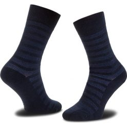 Skarpety Wysokie Męskie JOOP! - Pique Stripe 900.07 Navy 3000. Czerwone skarpetki męskie marki Happy Socks, z bawełny. Za 69,00 zł.