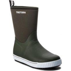Kalosze TRETORN - Wings Neo 472802 Forest Green 67. Zielone buty zimowe damskie Tretorn, z kauczuku. Za 349,00 zł.