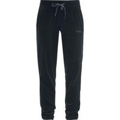 Spodnie dresowe damskie: Adidas Velvet TP Spodnie dresowe damskie czarny