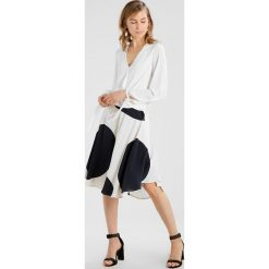 Bluzki damskie: Karen Millen SOFT WITH BIG SLEEVES Bluzka ivory