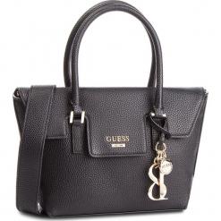Torebka GUESS - HWVG7 172050  BLA. Czarne torebki klasyczne damskie Guess, z aplikacjami, ze skóry ekologicznej. Za 559,00 zł.
