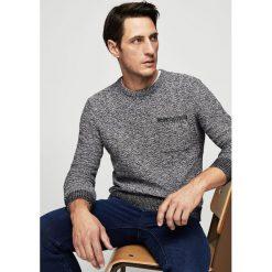Swetry klasyczne męskie: Mango Man – Sweter Tigi