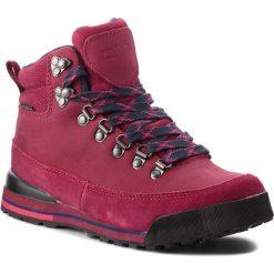 Trekkingi CMP - Heka Wmn Hikings Shoes Wp 3Q49556 Syrah/B.Blue 24BN. Czerwone buty trekkingowe damskie CMP. Za 429,99 zł.