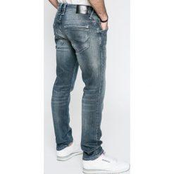 Pepe Jeans - Jeansy. Niebieskie jeansy męskie regular marki Pepe Jeans. W wyprzedaży za 269,90 zł.