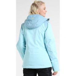 CMP WOMAN FIX HOOD Kurtka narciarska sky light meliert. Niebieskie kurtki damskie narciarskie CMP, z materiału. W wyprzedaży za 751,20 zł.