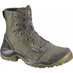 Columbia Buty Trekkingowe Męskie Camden Chukka, Nori Columbia Grey 41,5. Szare buty trekkingowe męskie Columbia, z materiału. W wyprzedaży za 439,00 zł.