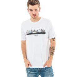 ELBRUS Koszulka męska BERGE white r. M. Białe koszulki sportowe męskie marki ELBRUS, m. Za 34,04 zł.