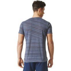 Adidas Koszulka męska Freelift Aero szara r. S (BR4172). Szare koszulki sportowe męskie Adidas, m. Za 129,90 zł.