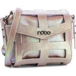 Torebka NOBO - NBAG-E4103-C004 Różowy. Czerwone listonoszki damskie marki Nobo. W wyprzedaży za 129,00 zł.