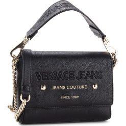 Torebka VERSACE JEANS - E1VSBBSA 70789 899. Czarne torebki klasyczne damskie Versace Jeans, z jeansu. Za 609,00 zł.
