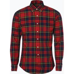 Polo Ralph Lauren - Koszula męska – Slim Fit, czerwony. Czerwone koszule męskie na spinki Polo Ralph Lauren, m, z bawełny, polo. Za 529,95 zł.