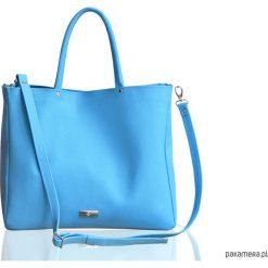 Torebki i plecaki damskie: Skórzana torba do ręki