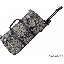 Torba podróżna na kółkach -Ton Sac 'Klimt'. Szare torby podróżne marki Pakamera. Za 279,00 zł.