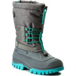 Buty zimowe chłopięce: Śniegowce CMP – Kids Ahto Wp 3Q49574J Asphalt Mel. U874