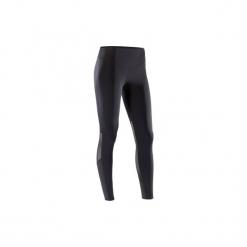 Legginsy fitness kardio 900 damskie. Czarne legginsy damskie do fitnessu marki DOMYOS, l, z elastanu. Za 89,99 zł.