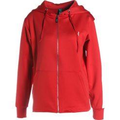 Bluzy rozpinane damskie: MINKPINK VARSITY Bluza rozpinana red/white