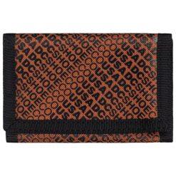 DC Męski Portfel Ripstop 7 M Ginger Bread. Brązowe portfele męskie marki DC, z materiału. W wyprzedaży za 49,00 zł.