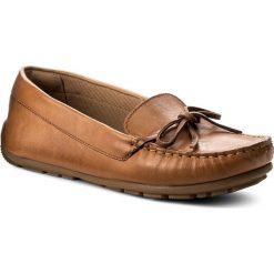 Mokasyny damskie: Mokasyny CLARKS - Dameo Swing 261328874  Light Tan Leather