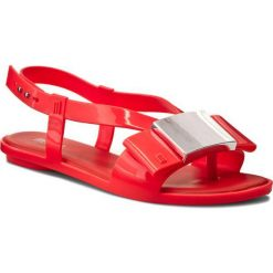 Chodaki damskie: Japonki MELISSA - Flat Lovely Ad 31688 Neon Orange 06713