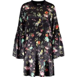 Sukienki hiszpanki: NORR CLARA Sukienka letnia black