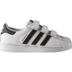BUTY ADIDAS SUPERSTAR FOUNDATION B26070. Szare buciki niemowlęce marki Adidas. Za 159,00 zł.