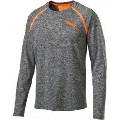 Puma Koszulka Sportowa Bonded Tech Ls Tee Dark Gray Xl. Szare koszulki do fitnessu męskie Puma, m, ze skóry, z długim rękawem. W wyprzedaży za 139,00 zł.