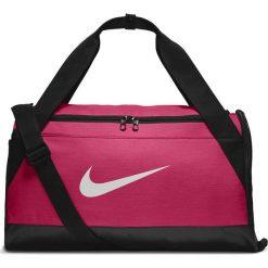 Torby podróżne: Nike Torba sportowa Brasilia S Duff różowa (BA5335 644)