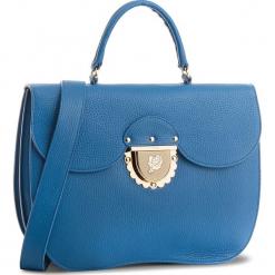Torebka FURLA - Ducale 961861 B BOM0 VHC Genziana e. Niebieskie torebki klasyczne damskie Furla, ze skóry, duże. W wyprzedaży za 1659,00 zł.