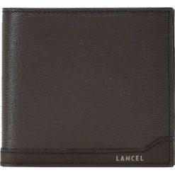 Lancel RIZIERE THE CLASSIC Portfel ebony. Brązowe portfele męskie Lancel. Za 819,00 zł.