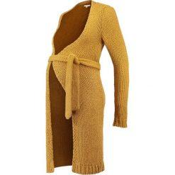 Swetry damskie: Noppies HAZEL Kardigan oker