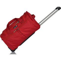 """Walizki: Walizka """"Francfort"""" w kolorze czerwonym – 32,5 kg x 62 x 32 cm"""