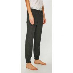Calvin Klein Underwear - Spodnie piżamowe. Szare piżamy damskie Calvin Klein Underwear, l, z bawełny. Za 179,90 zł.