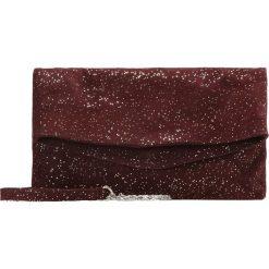 Becksöndergaard FERA Torba na ramię dark cabernet. Czerwone torebki klasyczne damskie marki Becksöndergaard. W wyprzedaży za 350,35 zł.