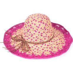 Kapelusz damski Paradise [LIMITED] różowy. Czerwone kapelusze damskie Art of Polo. Za 69,13 zł.