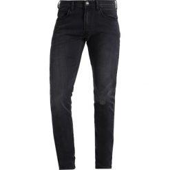 Lee LUKE Jeansy Slim Fit black worn. Niebieskie rurki męskie marki House, z jeansu. W wyprzedaży za 305,10 zł.