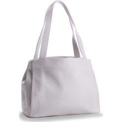 Torebka CREOLE - K10500 Szary. Szare torebki klasyczne damskie Creole, ze skóry. W wyprzedaży za 209,00 zł.