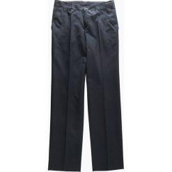 New G.O.L. - Chłopięce spodnie od garnituru modułowego – regular fit, niebieski. Niebieskie chinosy chłopięce New G.O.L. Za 179,95 zł.