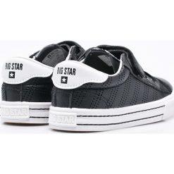 Big Star - Tenisówki dziecięce. Szare buty sportowe chłopięce BIG STAR, z materiału. W wyprzedaży za 89,90 zł.