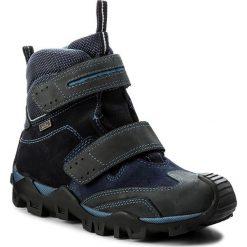 Buty zimowe chłopięce: Śniegowce BARTEK – 27387-W52 Niebieski