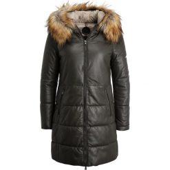 Płaszcze damskie pastelowe: Oakwood Płaszcz zimowy dark khaki