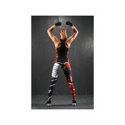Legginsy damskie do fitnessu: LEGGINSY JB 007