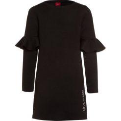 Sukienki dziewczęce: s.Oliver RED LABEL KURZ Sukienka letnia black