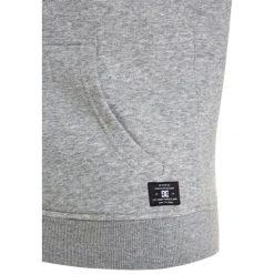 DC Shoes HOOK UP Bluza rozpinana grey heather. Czarne bluzy chłopięce rozpinane marki DC Shoes, z bawełny. W wyprzedaży za 231,20 zł.