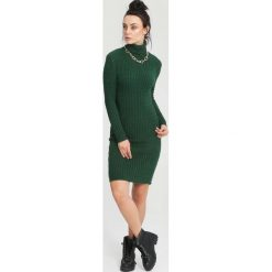 Sukienki: Zielona Sukienka Actuality