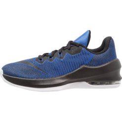 Nike Performance AIR MAX INFURIATE II  Obuwie do koszykówki game royal/black/white. Niebieskie buty sportowe chłopięce Nike Performance, z gumy. W wyprzedaży za 237,15 zł.