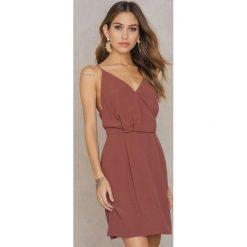 Sukienki: Samsoe & Samsoe Sukienka Ginni S – Red,Purple