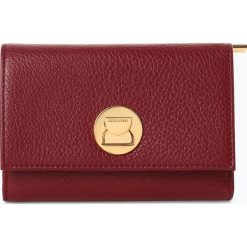 Coccinelle - Damski portfel ze skóry, czerwony. Czerwone portfele damskie Coccinelle, ze skóry. Za 619,95 zł.