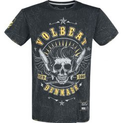 T-shirty męskie: Volbeat EMP Signature Collection T-Shirt ciemnoszary