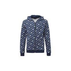Odzież dziecięca: Bluzy Dziecko adidas  Bluza z kapturem Trefoil Monogram
